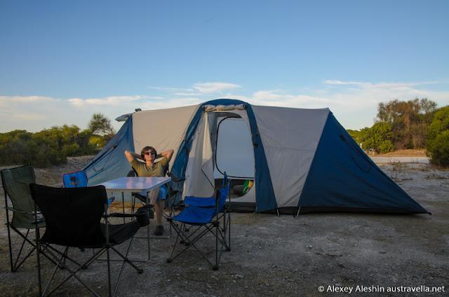 Stenhouse Bay Campground