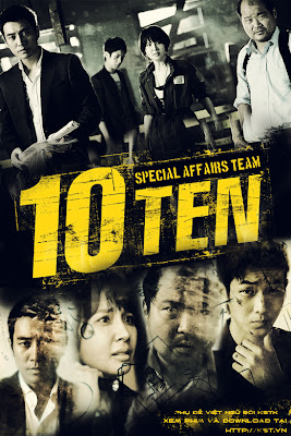 Đội Đặc Nhiệm Ten - Special Affairs Team Ten