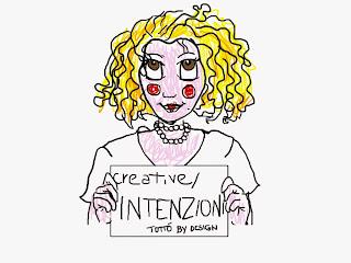 nuovo premio: 1° edizione-creative intenzioni