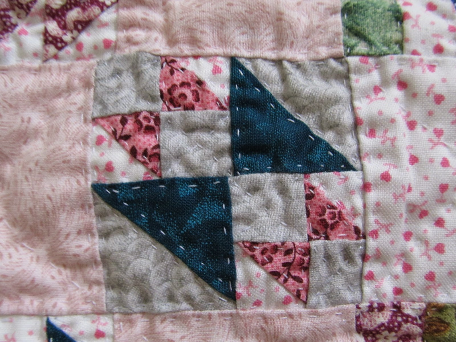 how to make a quilt sampler