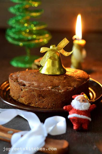 Indian Kitchen Christmas Fruit Cake Plum Cake No