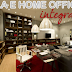 30 Salas com home offices integrados – veja modelos inspiradores e dicas!
