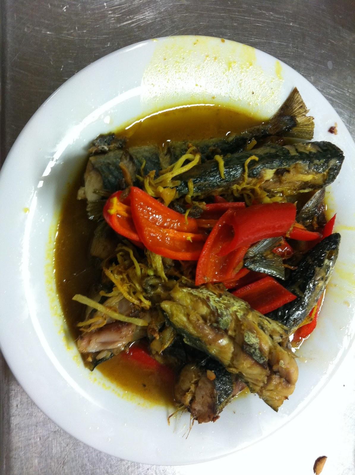 zhelazycook: Nyonya Acar Fish