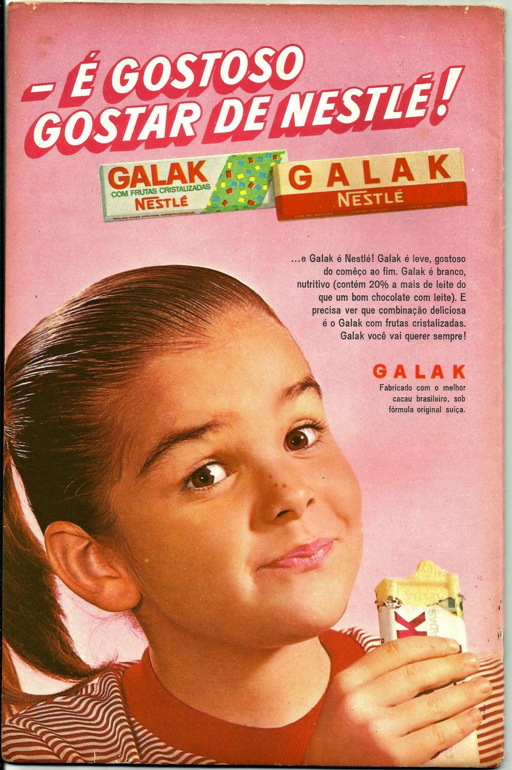 CHOCOLATE GALAK