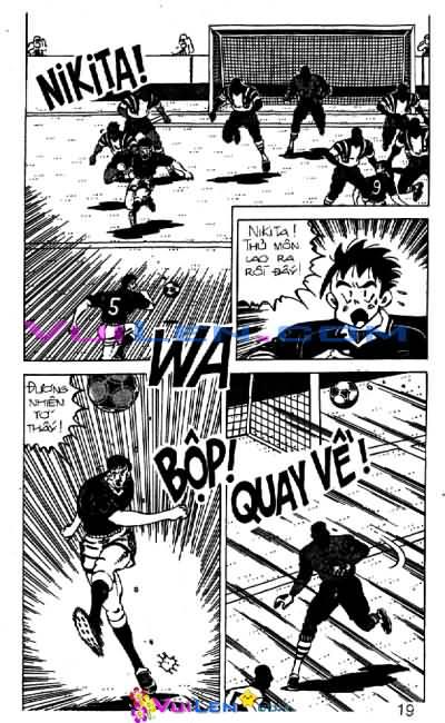 Jindodinho - Đường Dẫn Đến Khung Thành III Tập 64 page 19 Congtruyen24h