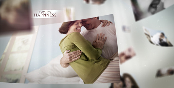 VideoHive Floating Happiness