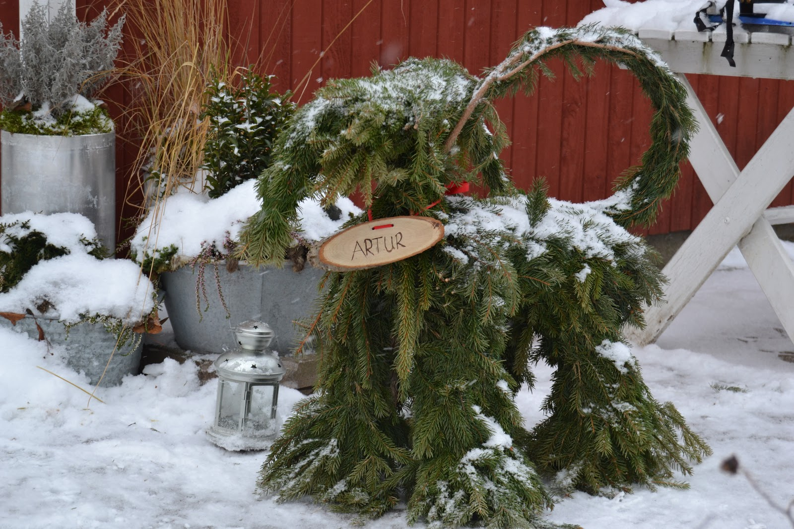 Spira trädgårdsdesign: december 2012