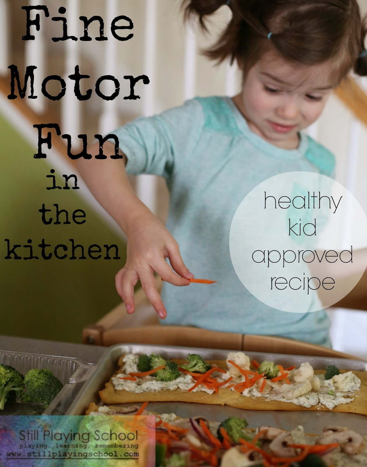 Cooking with Kids: Developing Fine Motor Skills in the Kitchen ...
