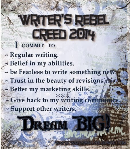 Writer's Creed 2014