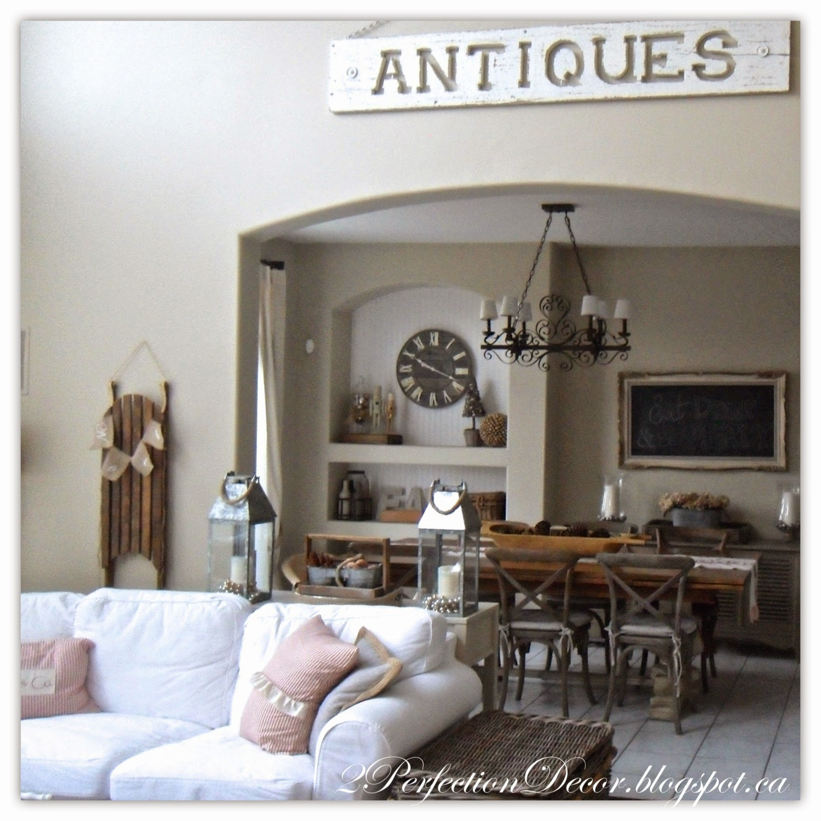 2perfection decor our neutral holiday house tour