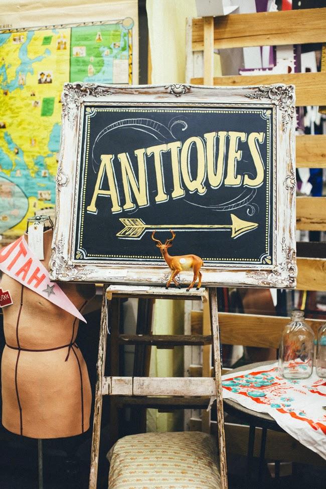 Vintage Whites Market is a dream!