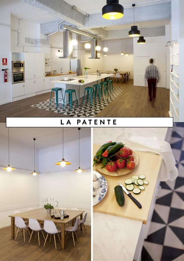 talleres de cocina Barcelona