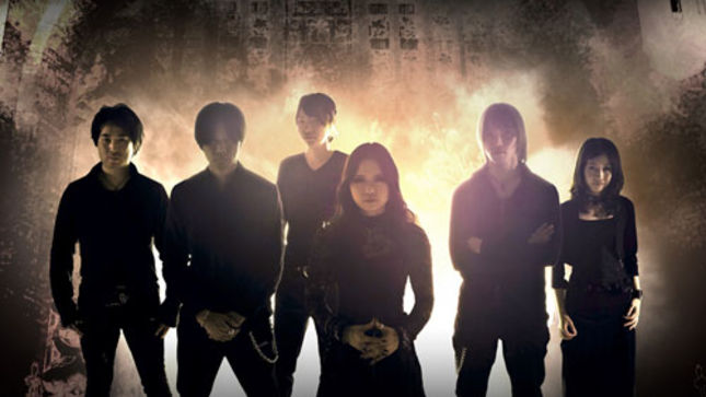 Ghost Cries Female Fronted Symphonic Death Metal from Japan, Ghost Cries, Female Fronted Death Metal, Japanes Death Metal