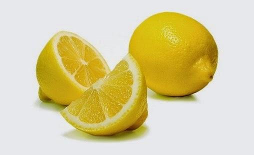Memutihkan Lutut Siku Dan Ketiak Dengan Lemon