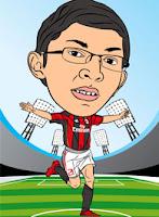 Ac Milan Caricature
