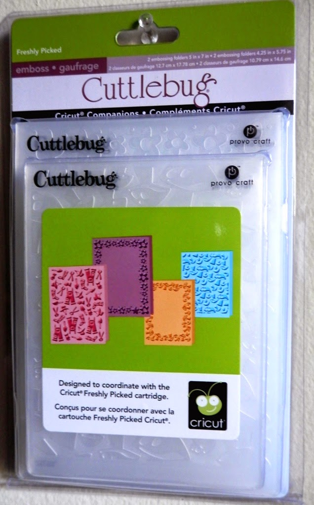 Cuttlebug Companion - Freshly Picked