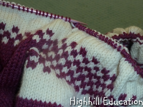 Highhill Homeschool Patterns In Knitting