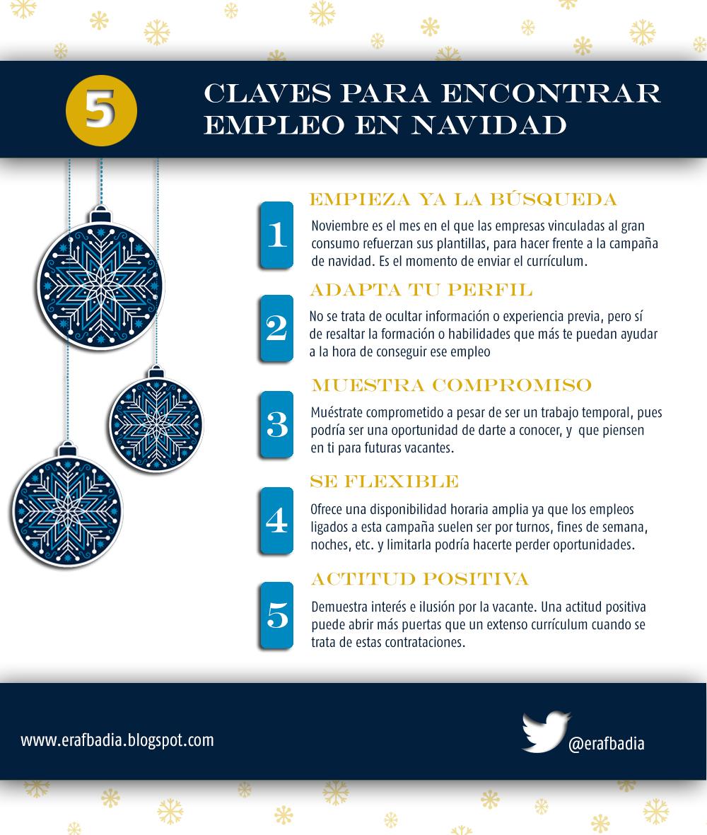 5-claves-para-encontrar- empleo-en-Navidad