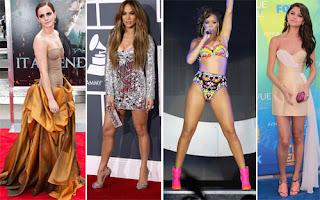 Hottest Celebrities, Hottest Celebrities 2011