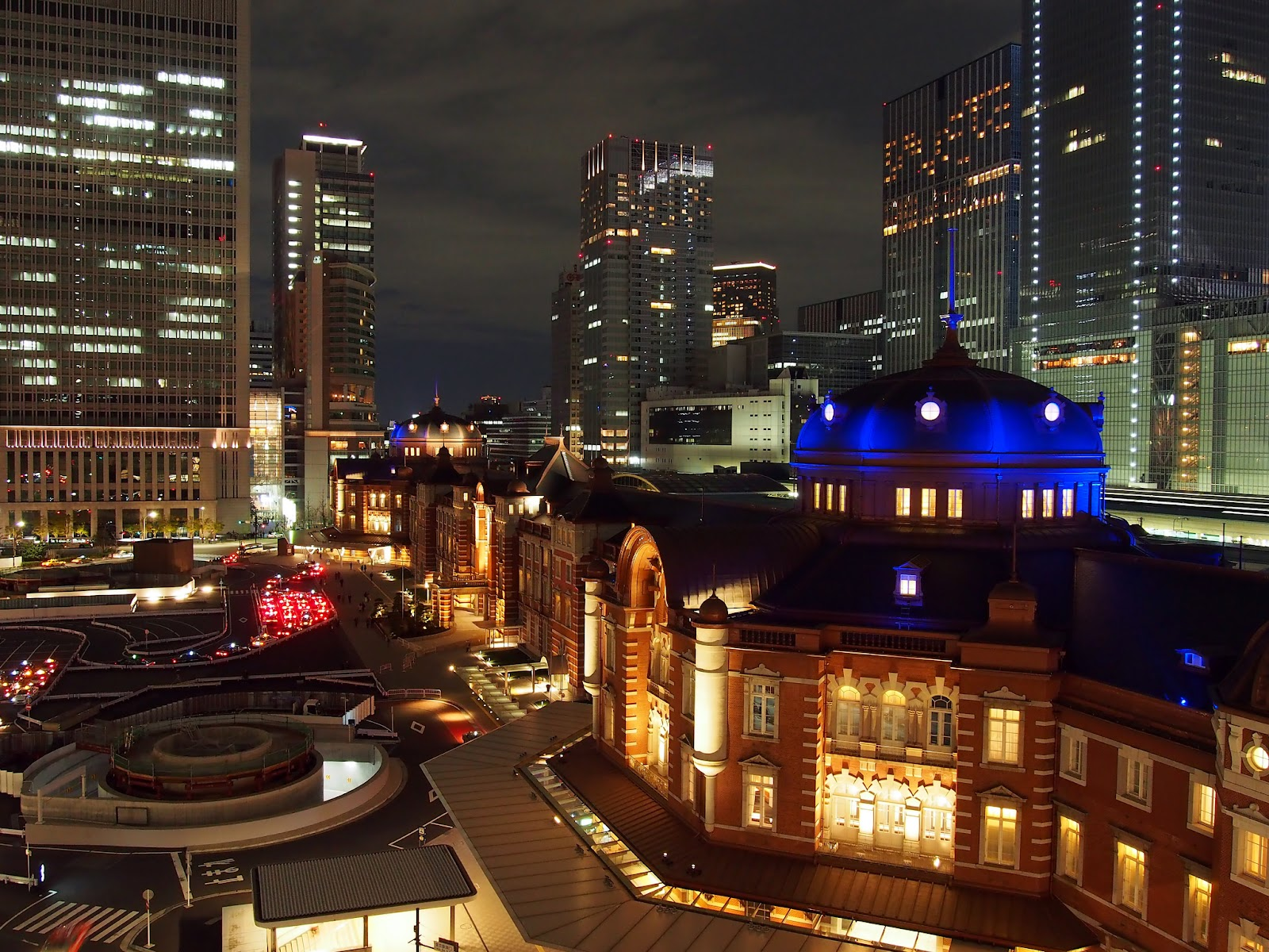 Tokyo excess july 2014 tokyo station brick building photo via creative commons license from tya fandeluxe Document