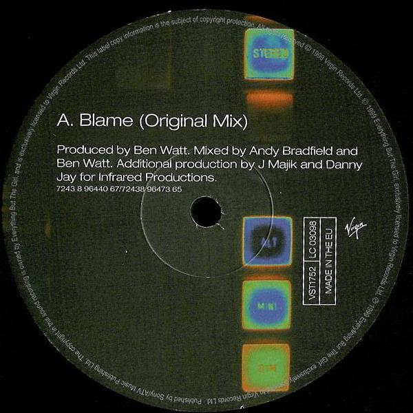J Majik - Share The Blame EP