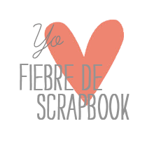 FIEBRE DE SCRAP BOOK