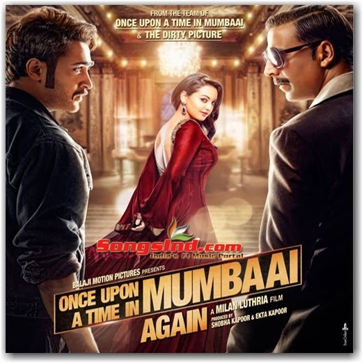 Once Upon a Time in Mumbai 2010 Hindi 550MB BluRay