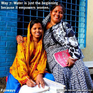 waterday5 World Water Day   Water Is Just The Beginning