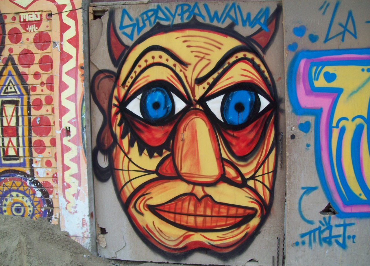 Yachaq grafiti