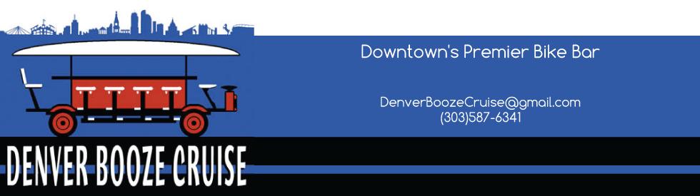 Denver Booze Cruise - Bike Bar LoDo/RiNo