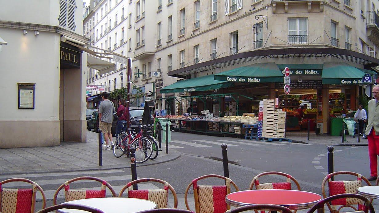 Hotel Pres Des Halles Paris