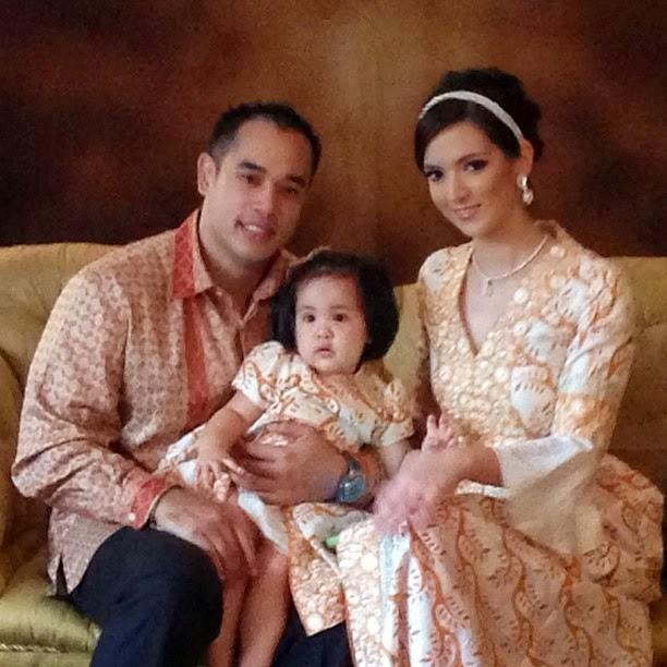 Nia Ramadhani & Ardie Bakrie's Family Happines | One Thousand Loves