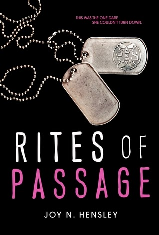 Rites of Passage by Joy Hensley