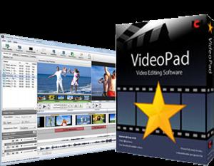 تحميل برنامج VideoPad لصنع وتحرير الأفلام آخر إصدار