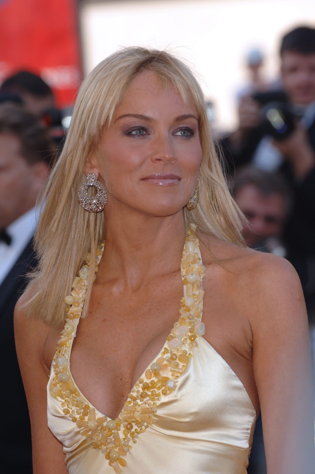 Sharon Stone Hd Wallpapers High Definition Free Background