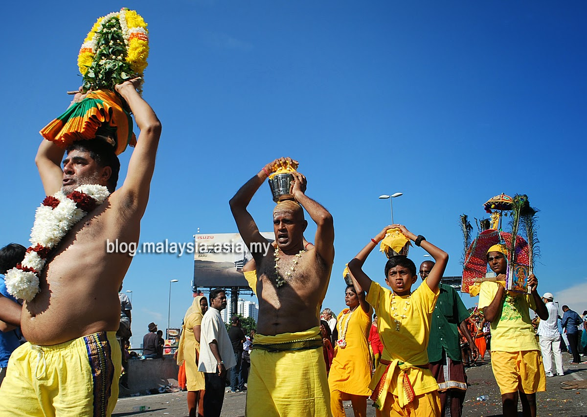Thaipusam Vows Photo