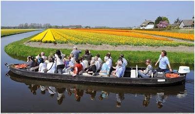 Cores da bela Holanda