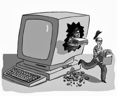 Resultado de imagen de robo de datos personales informatica