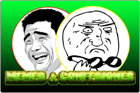 Memes y Confesiones