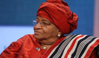 Ellen Johson-Sirleaf é símbolo de coragem da mulher africana -- Fórum Mulher de Moçambique