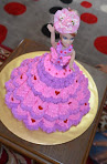Barbie Doll Cake Buttercream