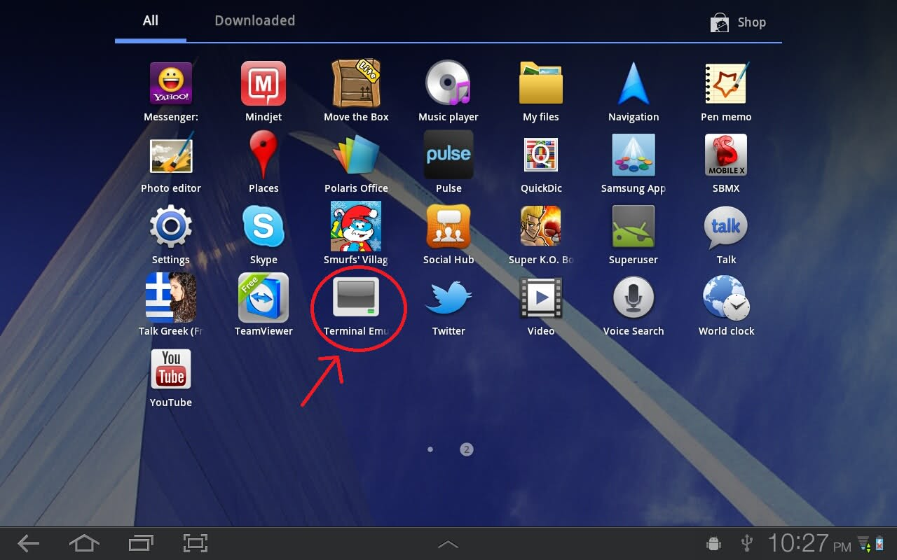 1gb ram android emulator - Install Backtrack On Android Tablet 1
