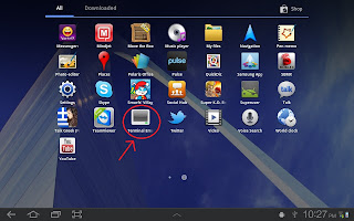 Install Backtrack on Android Tablet 1