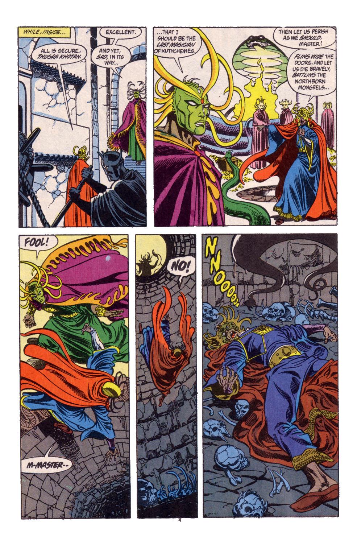 Conan the Barbarian (1970) Issue #247 #259 - English 5