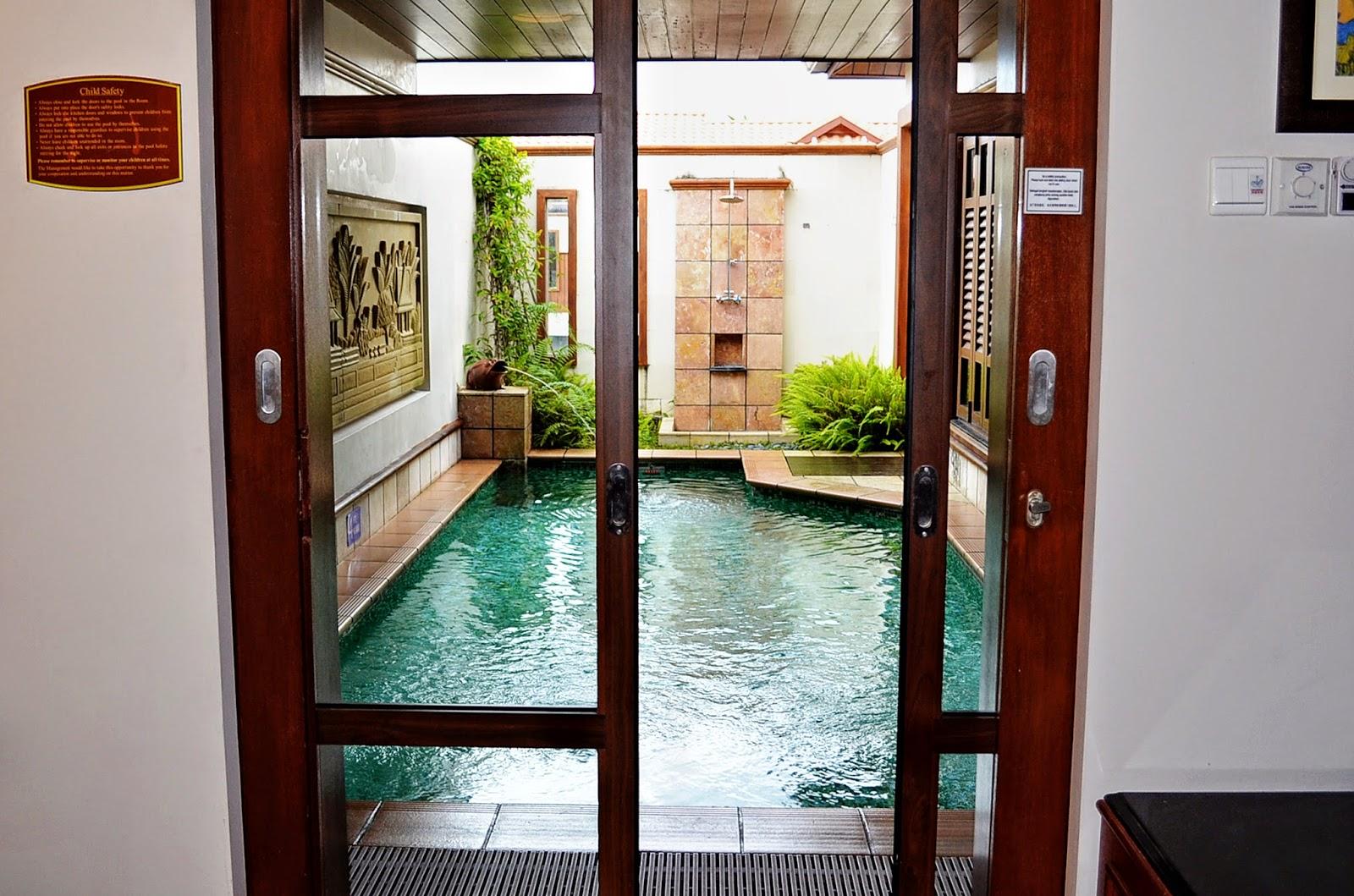 Trip to port dickson malaysia grand lexis port dickson for Garden pool villa grand lexis pd