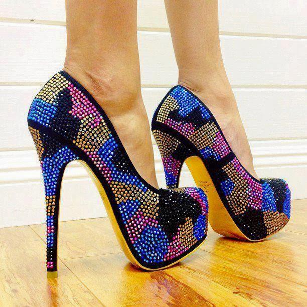 al por mayor Imágenes de zapatos de tacones altos