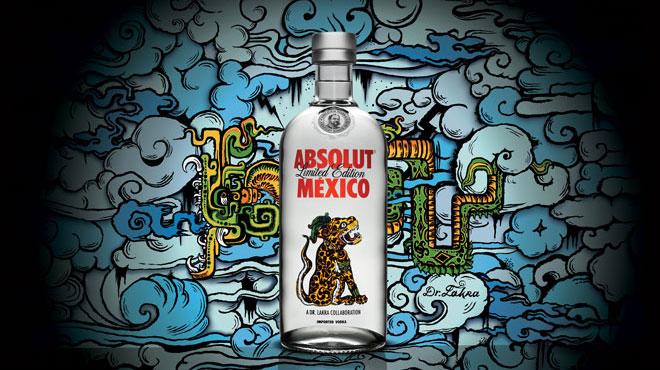 Absolut México Dr. Lakra