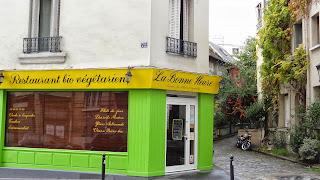 Restaurant bio La Bonne Heure Paris 13