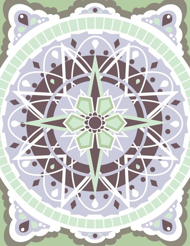 Michelle 39 S Art Symmetrical Designs Complex Designs