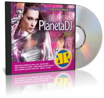 CD Planeta DJ 2012